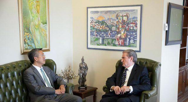 Deklarata e fortë e Berishës: Ambasadori Lu është akuzuar për korrupsion…