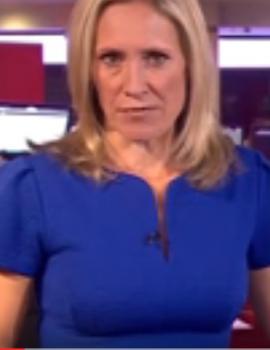 """VIDEO/ BBC ofron skena erotike """"live"""", gjatë lajmeve"""