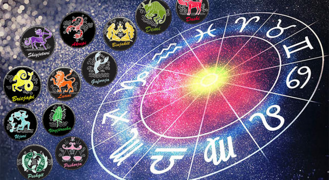Horoskopi, 18 nentor 2018/ Dhe yjet rrinë…, e flasin për Ju!