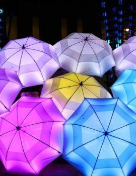 FOTO GALERI/ Festivali i dritave, pamje të rralla në mes të Londrës
