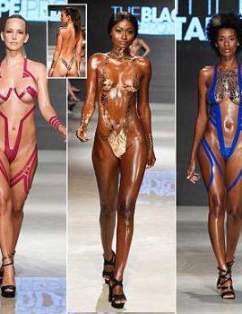 FOTO/E rrallë, bikini hot me shirit kasetash