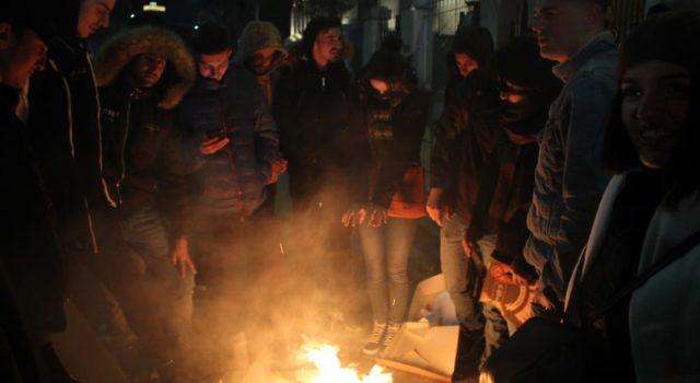 Studentët ftesë qytetarëve për një protestë të madhe nesër