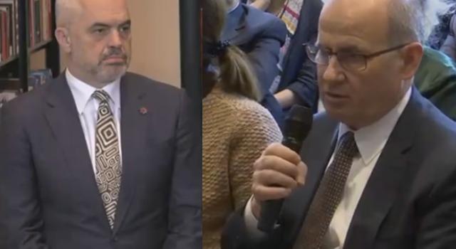 Rektori i Universitetit të Tiranës i përgjigjet Ramës: Nuk gjunjëzohen nga presioni yt