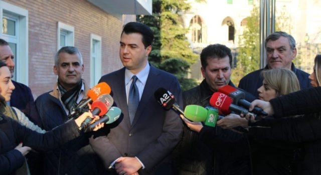 Basha: Nga sot Parlamenti nuk është më legjitim, Edi Rama nuk është më kryeministër