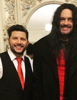 """FOTO/Edi Rama, tani aktor me maskë te filmi """"I love Tropoja"""""""